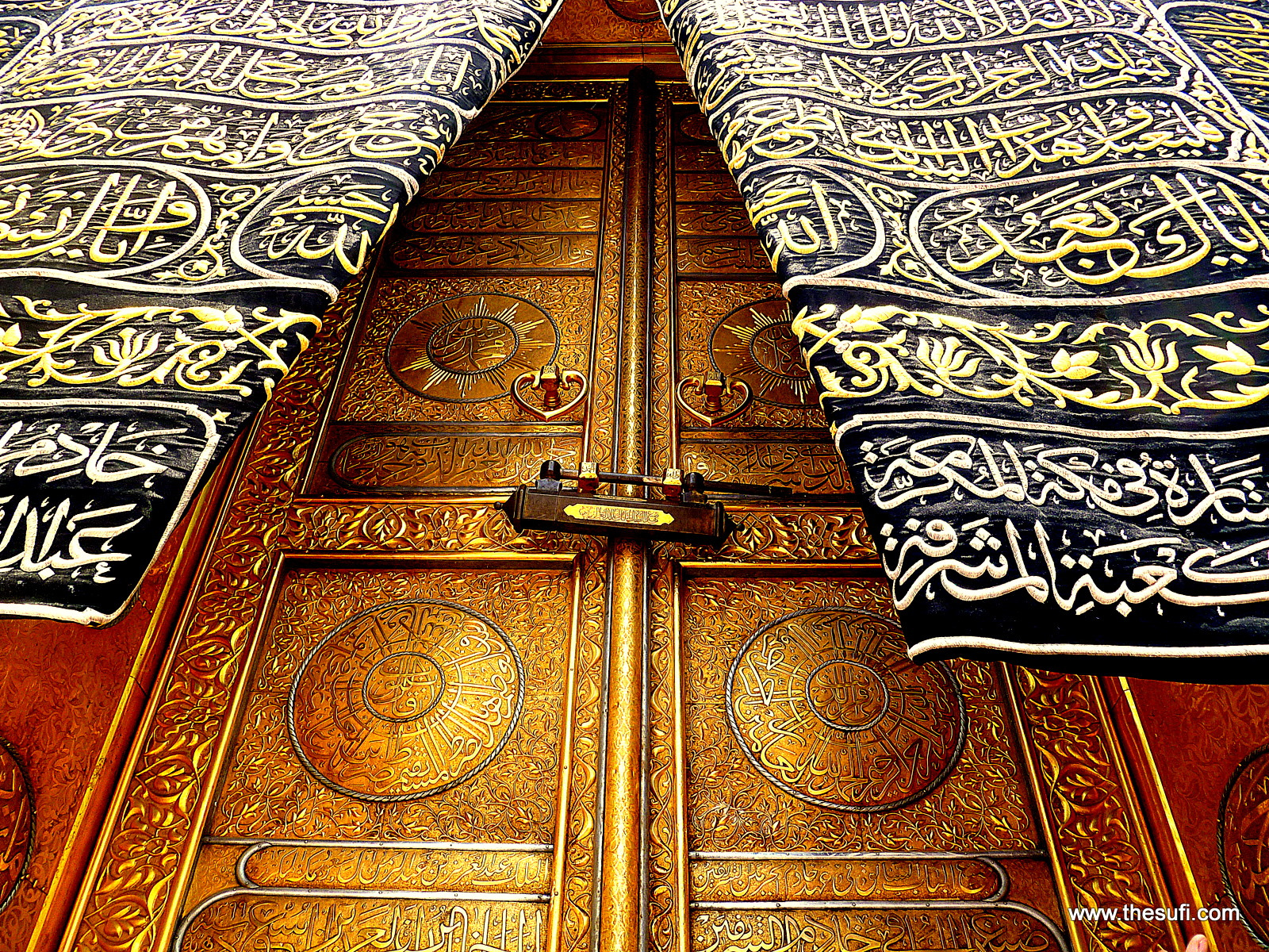 The Golden Doors of Kaba